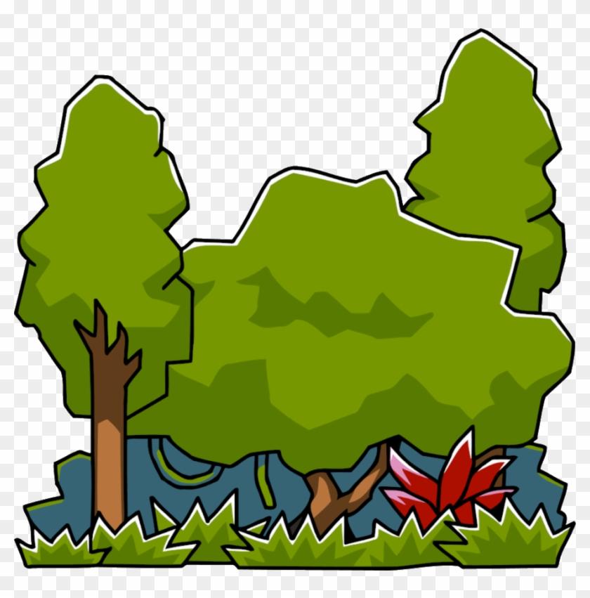Image - Rainforest Png Clipart #13483