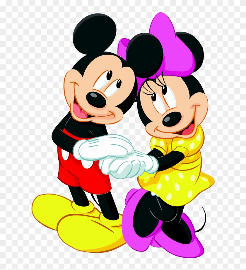 Clipart Mickey Minnie Mouse Mickey Mouse Minnie Mouse Png Free