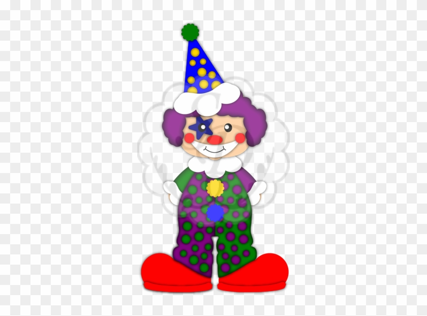 Clown Clip Art - Clip Art #13499