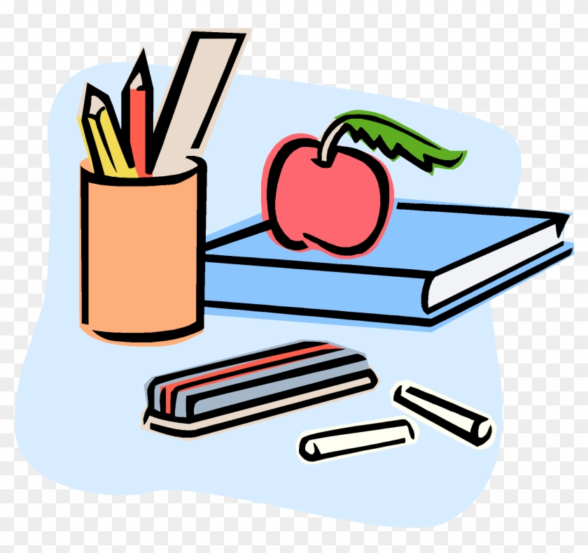 National Secondary School Student Clip Art - Primary School Teacher Clip Art #13534