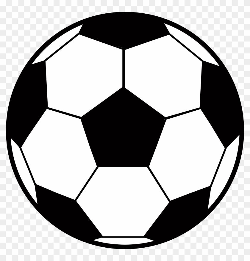 Related Clipart Of Soccer Ball - Soccer Ball Clip Art #13548