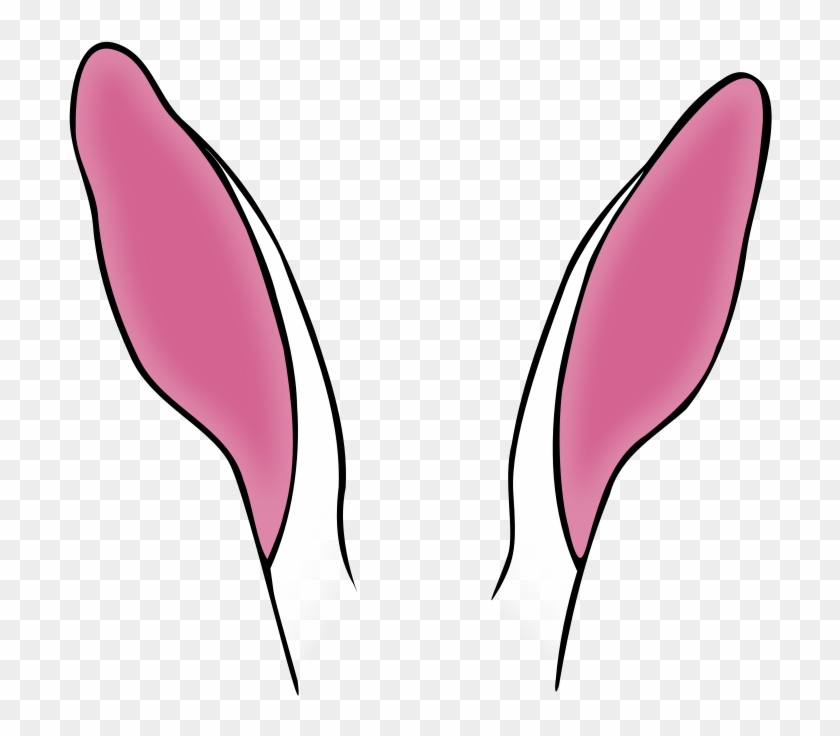 Bunny Ears Clip Art - Bunny Ears No Background #13546