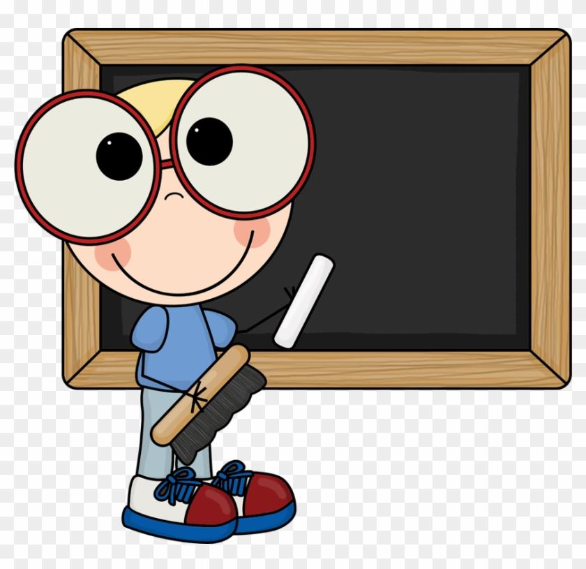 Student Classroom School Clip Art - Student Classroom School Clip Art #13612