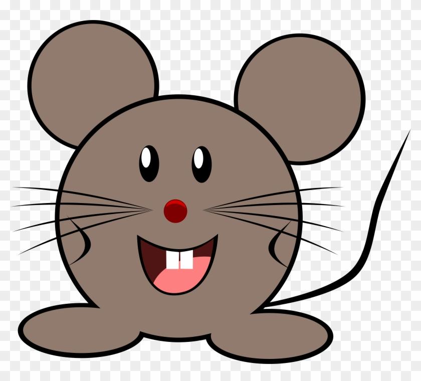 Computer Mouse Clipart Free Images - Caricatura De Un Raton #13609