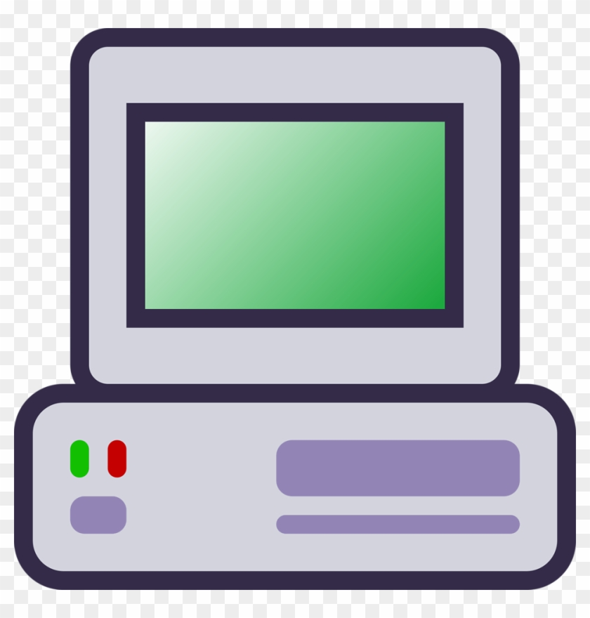 Computer Clipart Transparent - Host Icon #13615