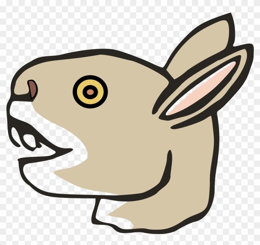 Rabbit Clipart - Tochtli #13624