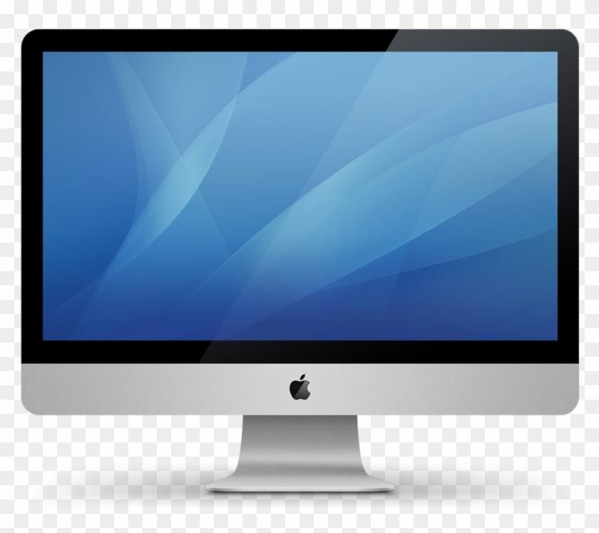 Computer - Monitor - Png - Apple Computer Monitor Png #13642