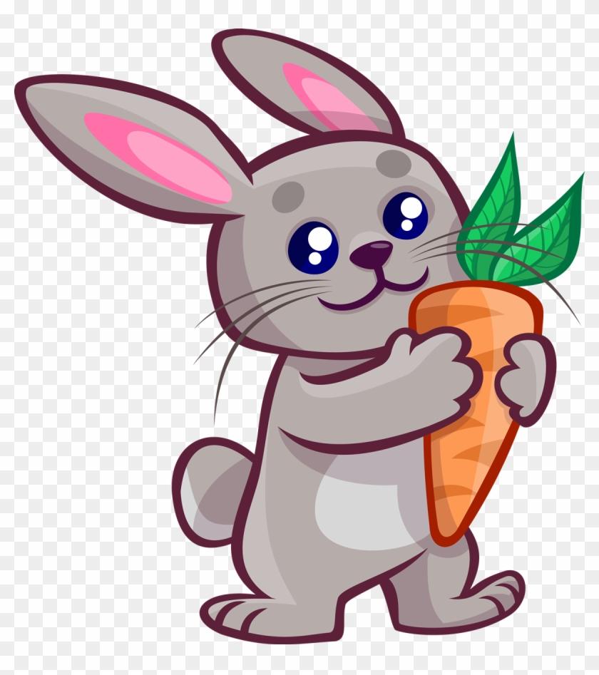 Rabbit Clipart - Rabbit Clipart #13831