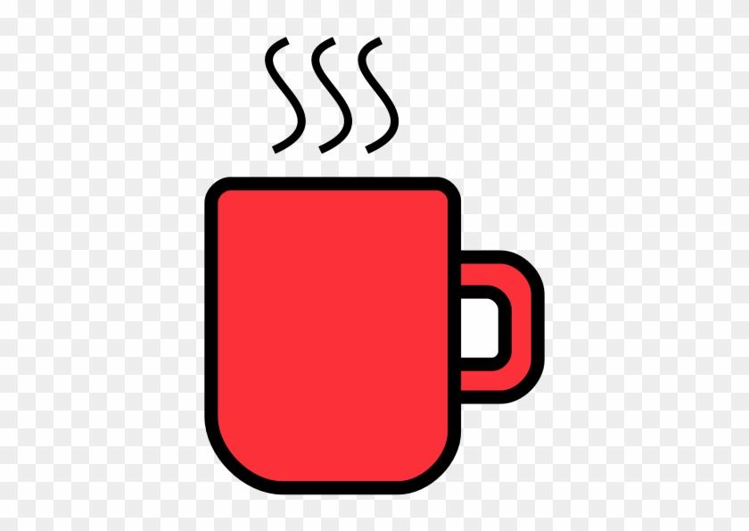 Mug - Cartoon Picture Of A Mug #13863