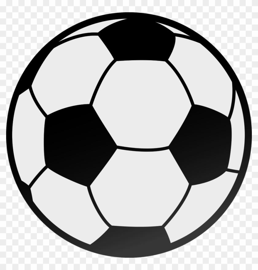 Vector Soccer Ball Clip Art Free Vector For Download - Clip Art Sports Balls #13868