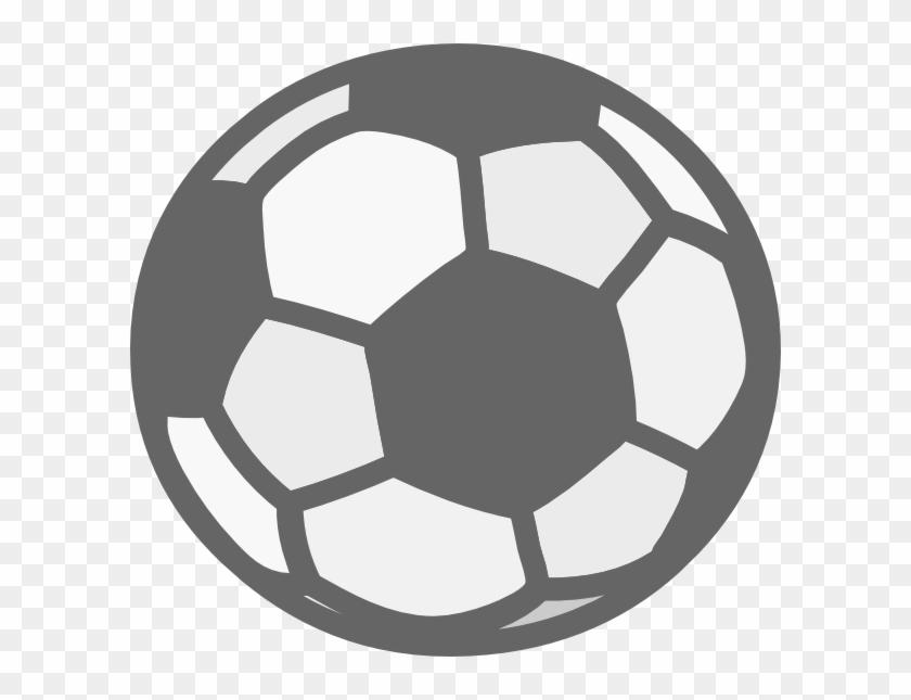 Soccer Ball Clip Art - Maker's Mark #13900