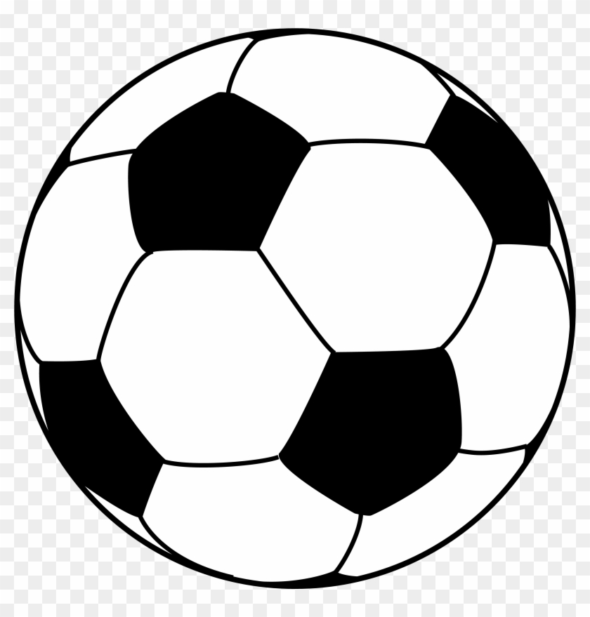 Soccer Ball Png - Soccer Ball Vector Png #13920