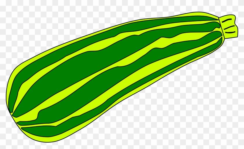 Clip Art Zucchini - Zucchini Clipart #13955