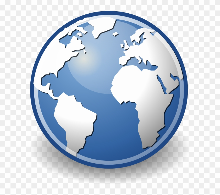 Globe Png - World Wide Web Clipart #13963