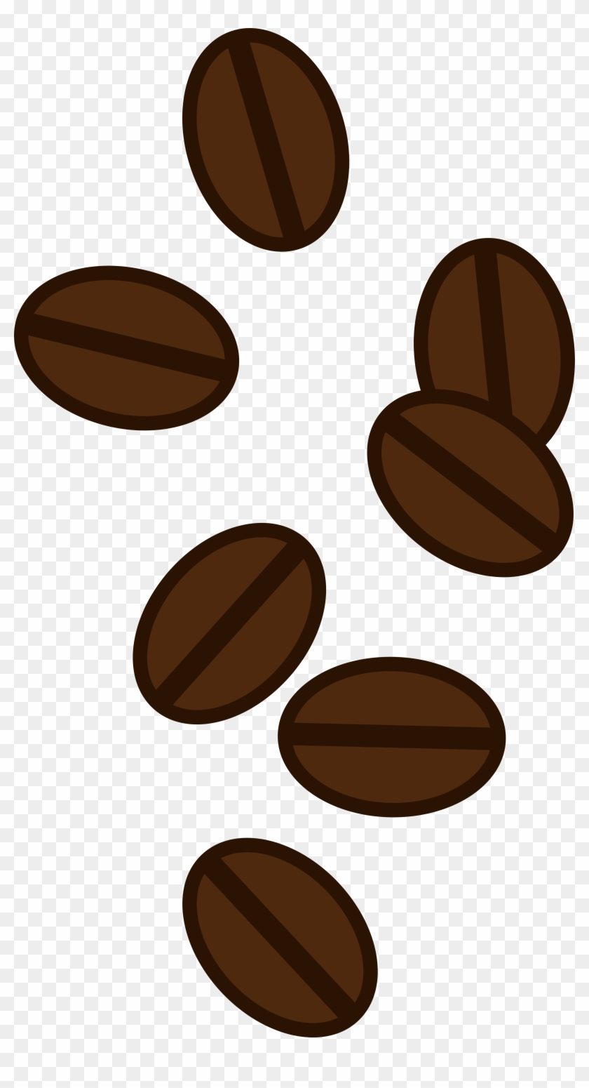 Plant Clipart Coffee Bean - Coffee Bean Clipart #14007