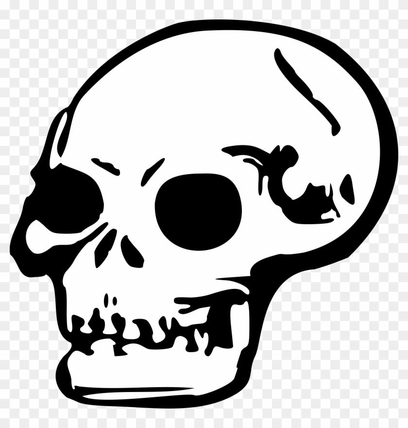 Free Skull - Skull Clip Art #14067
