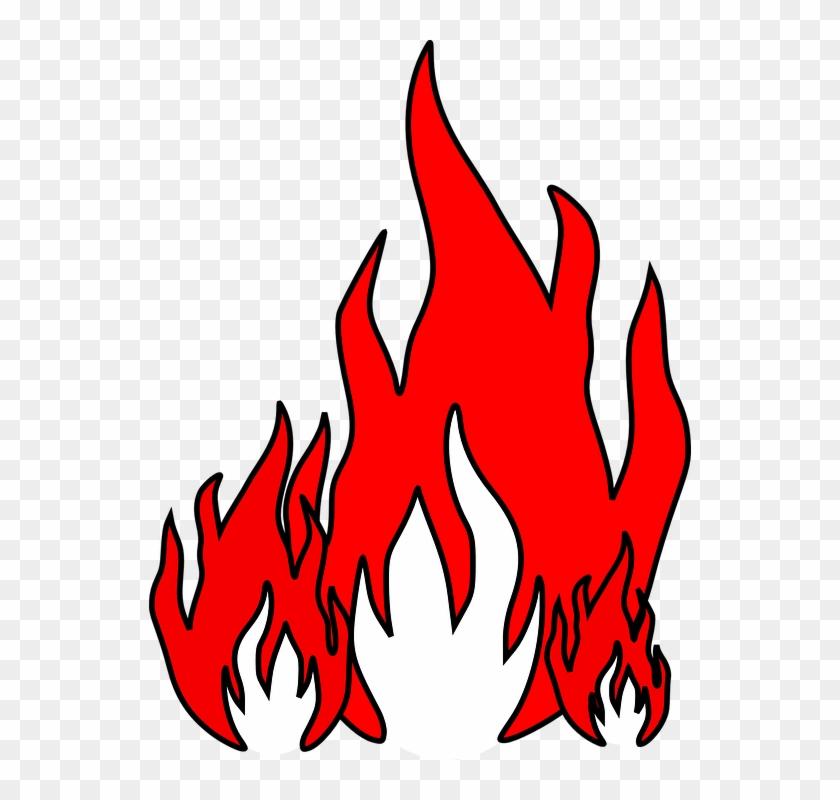 Fire Clip Art #14087