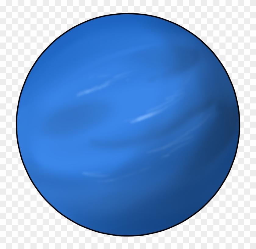 Planet Clipart Pic Blue Planet Clip - Neptune #14128