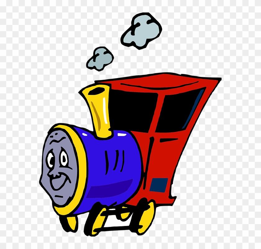 Sad Train Clipart #14179