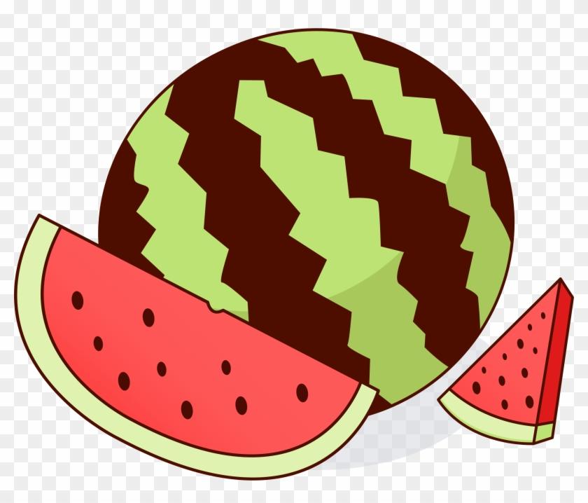 Clipart - - Clipart Watermelon #14201