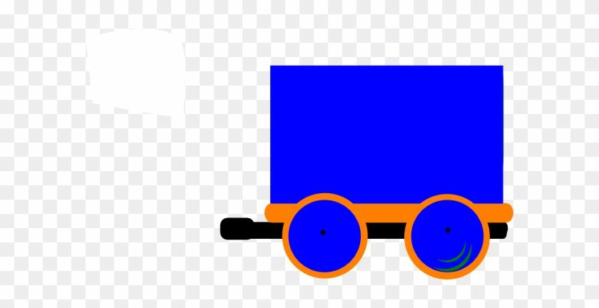 Toot Train And Carriage Clip Art At Clkercom - Clip Art #14205