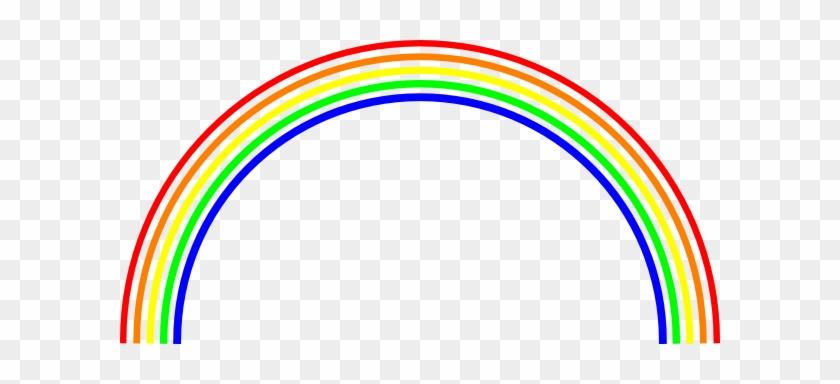 Clipart Info - Rainbow Clipart Long #14217