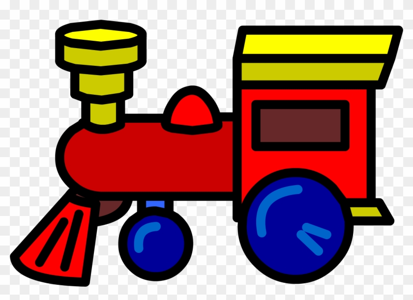 Toy Trains Pictures - Toy Train #14225