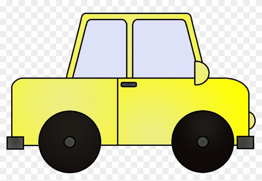 Yellow Train Cliparts - Transport #14257