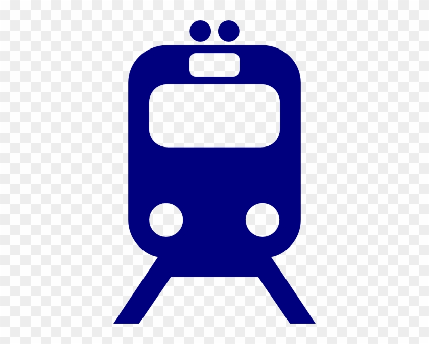 Train Icon Png Blue #14261