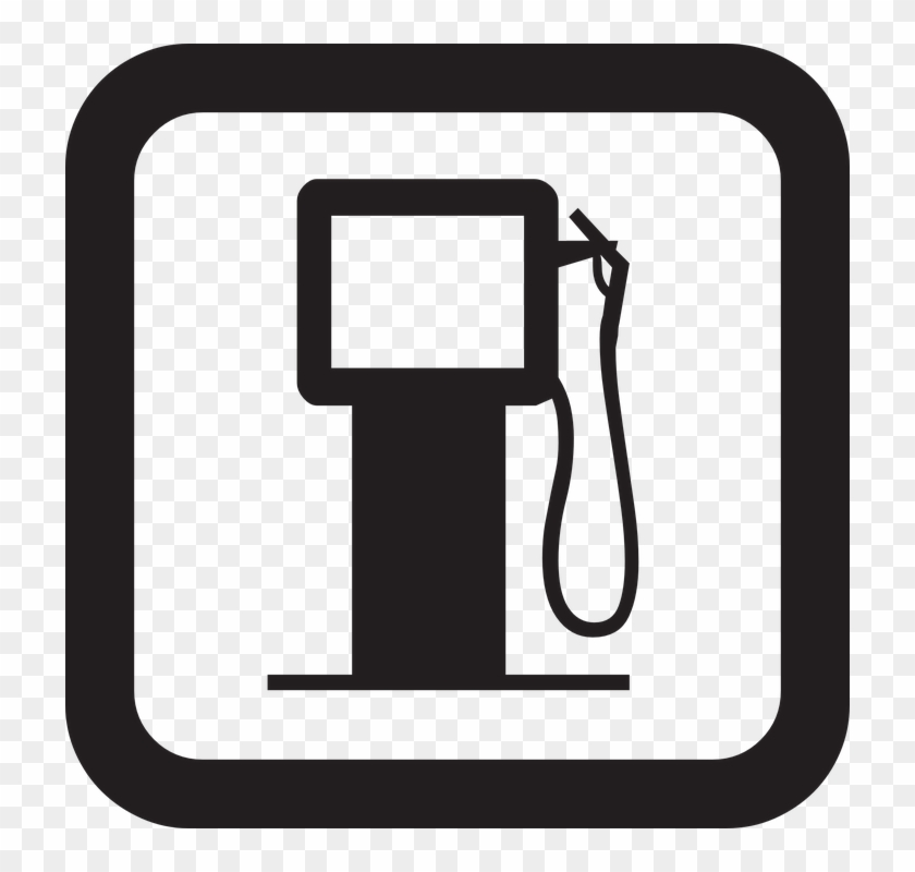 Gas Station Logo Vector #14265