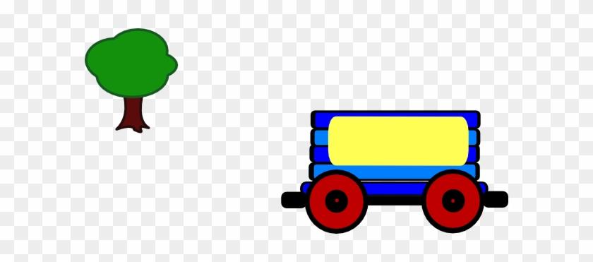 Carriage Clipart Train - Train Carriage Clip Art #14311