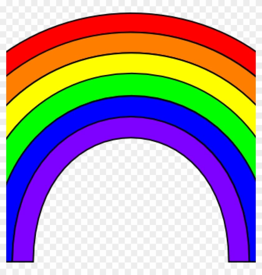 Rainbow Images Clip Art Rainbow Clip Art Clipart Panda - Verbotsschild #14330