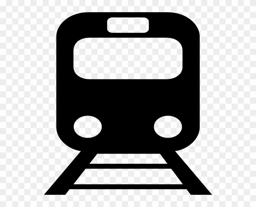 Clipart Metro #14363