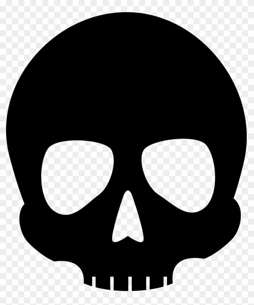 Skull Icon - Skull Icon Png #14400