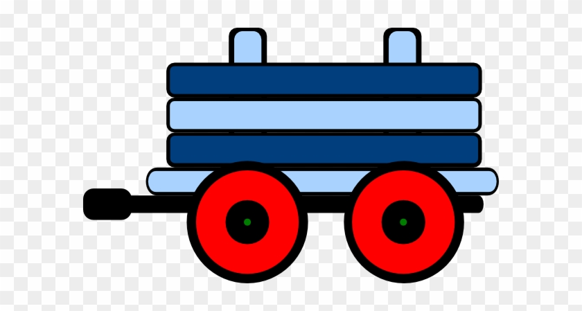 Steam Train Clip Art Crafts Trains Clip Art And Clipartcow - Train Carriage Clipart #14416