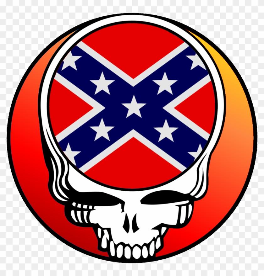 Grateful Dead - Gay Pride Confederate Flag #14471