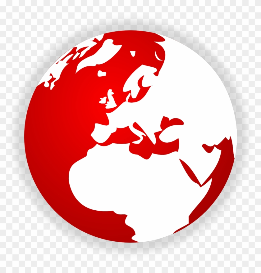 Red World Free Images At Clker Com Vector Clip Art - 24 News Channel Pakistan #14463