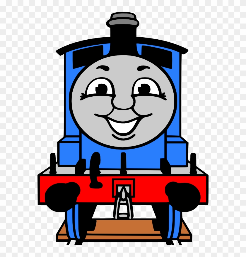 Thomas Clip Art - Thomas The Train Svg File #14464