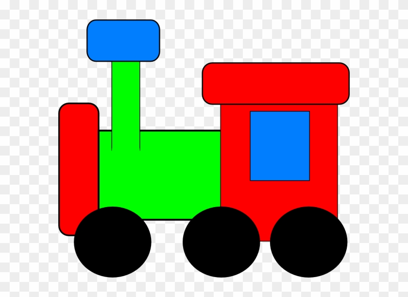 Train Clip Art - Train Picture For Kids #14469