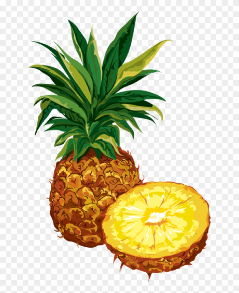 Pineapple Clip Art Free Clipart Images - Pineapple Fruit Clipart Png #14491
