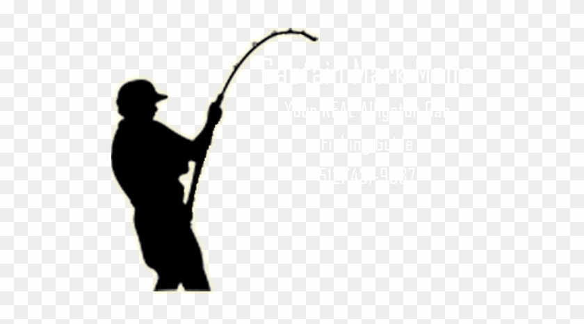 Fishing Rod Clipart Bent - Fishing Rod Logo #14506