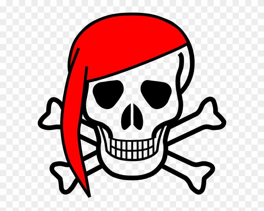 Skull And Crossbones #14515