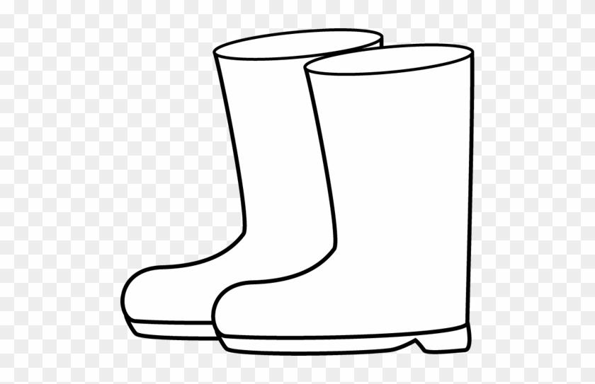 Black And White Rain Boots - Rain Boots Black And White #14607