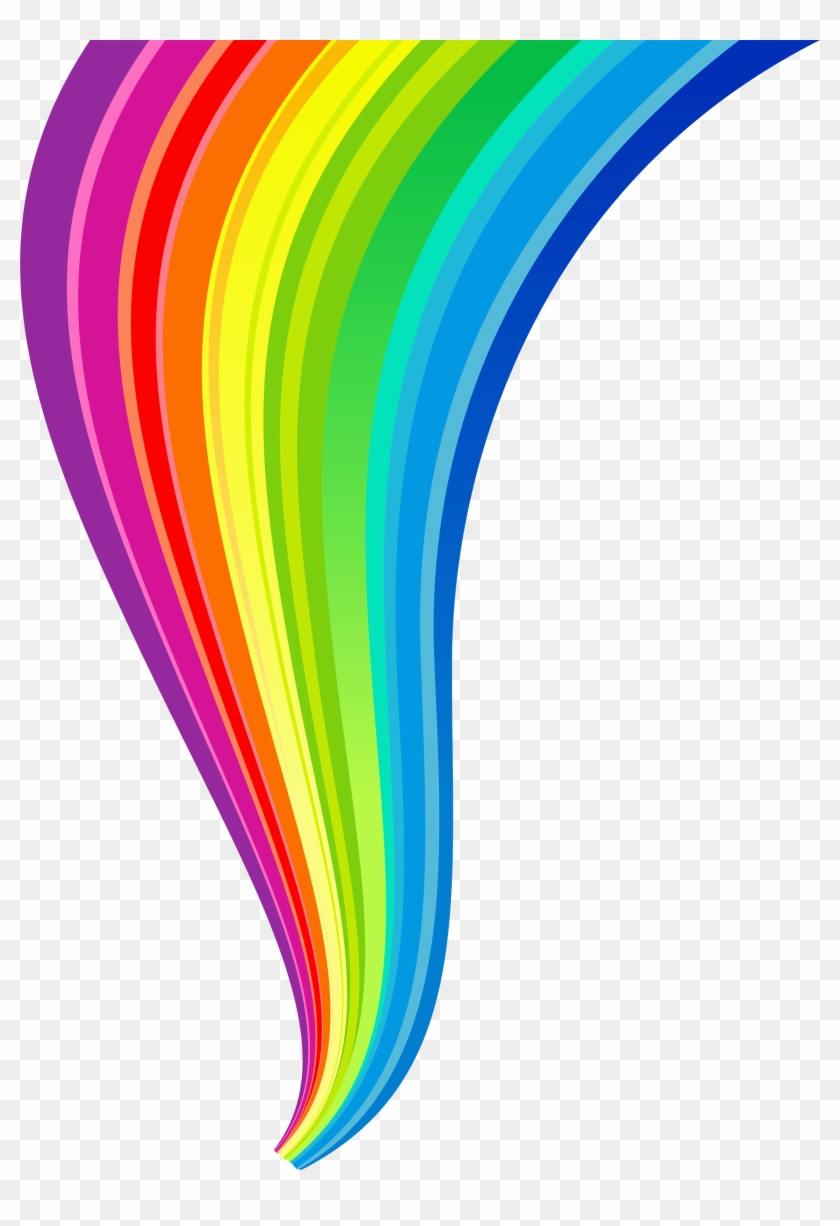 Collection Of Rainbow Image, Bdfjade - Rainbow Png #14641