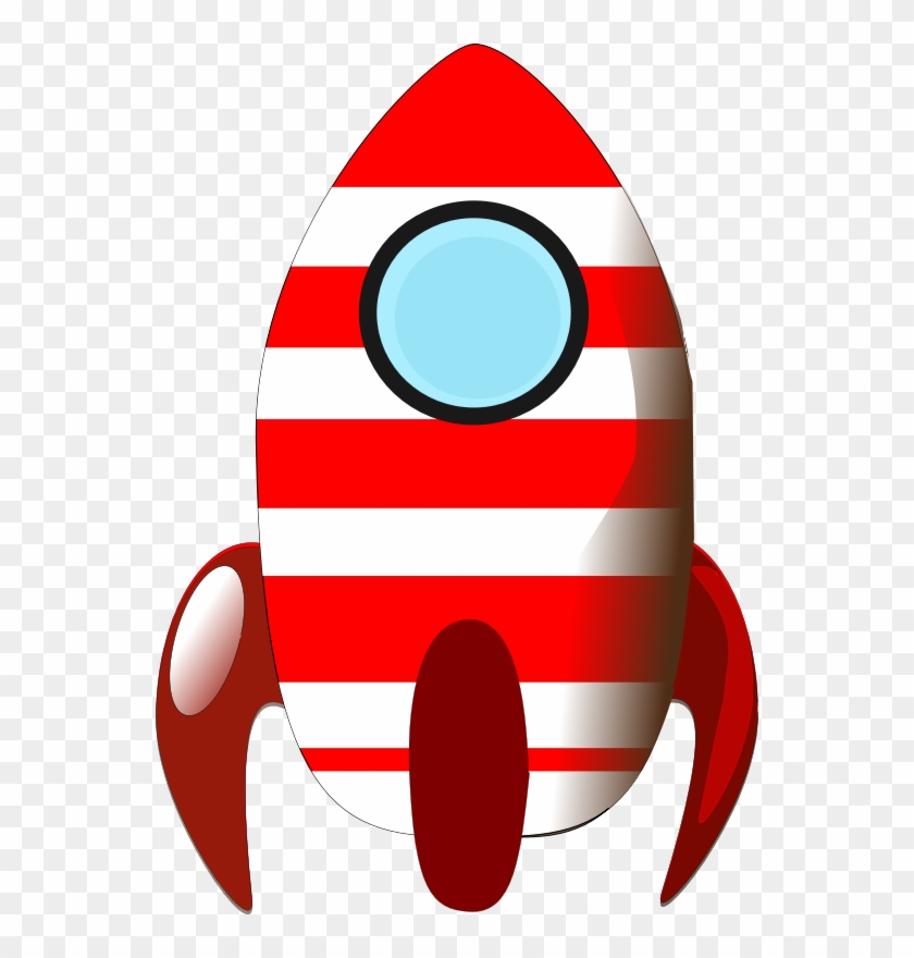 Rocketship Clipart Free To Use Public Domain Rocketship - Moon Rocket Png #14638