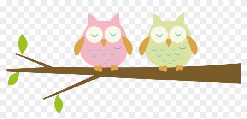 Owl Clipart - 2 Owls Clip Art #14706