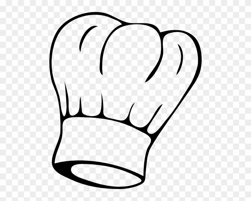 Free Vector Toque Clip Art - Chefs Hat Clip Art #14741