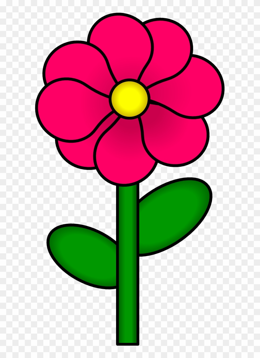 The Images Found On This Website Are Free To Use For - Blue Flower Clipart On Stem #14763