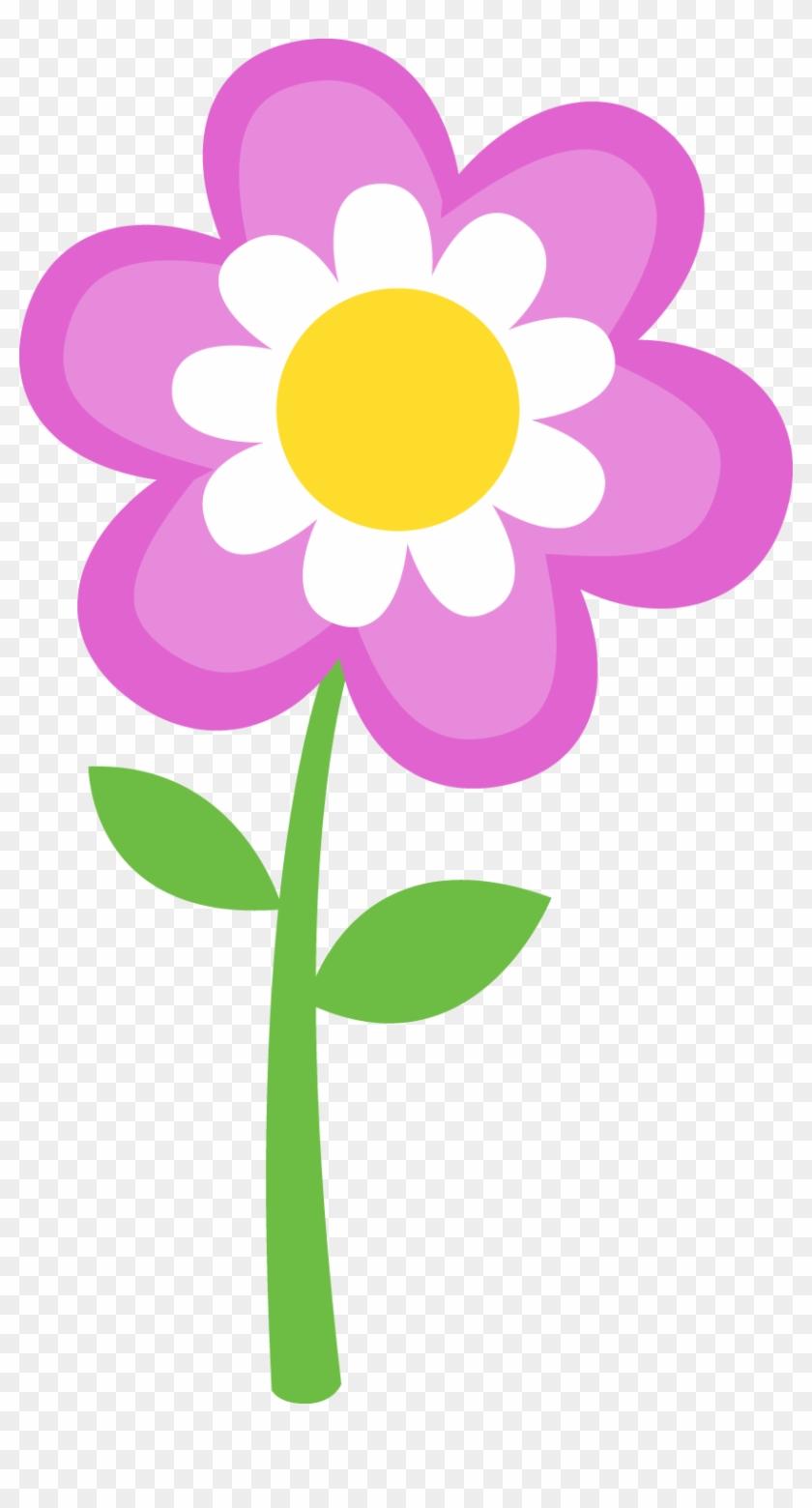 Jardim - Minus - Flores Clipart #14791