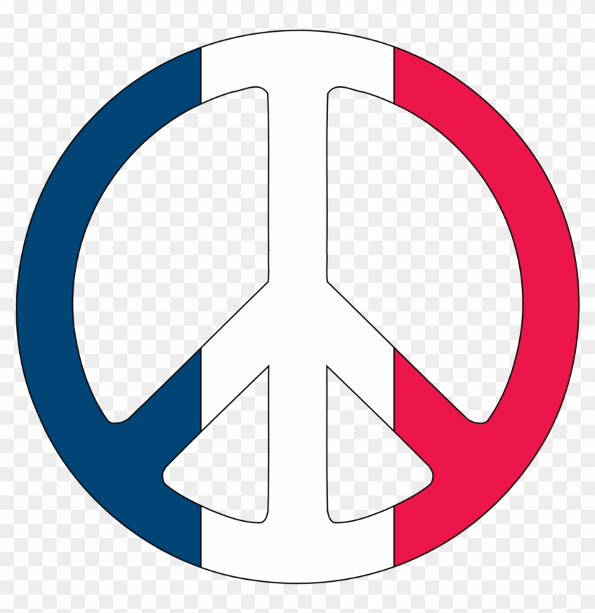 World Peace Clip Art Cliparts Co Lame96 Clipart - French Symbols Clip Art #14812